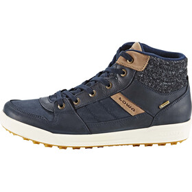 Lowa Seattle GTX Shoes Quartercut Herren navy